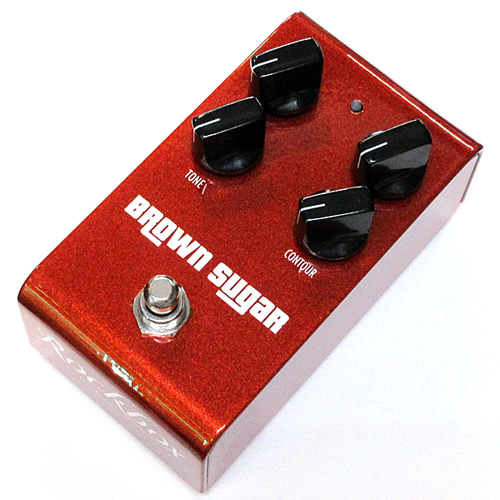 Rockbox Electronics Brown Sugar Distortion 【特価】