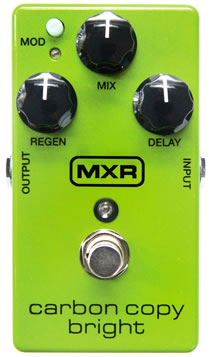 MXR M269SE Carbon Copy Bright Analog Delay 【台数限定特価】