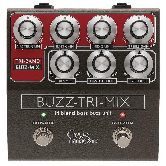 Crews Maniac Sound Buzz-Tri-Mix