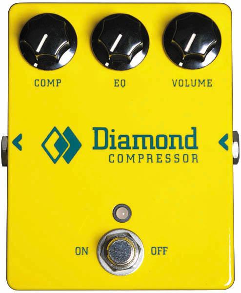 Diamond GUITAR PEDALS COMPRESSOR CPR-1