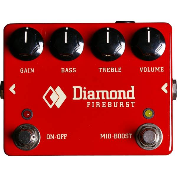 Diamond GUITAR PEDALS FIRE BURST FBR-1 【台数限定アウトレット超特価】