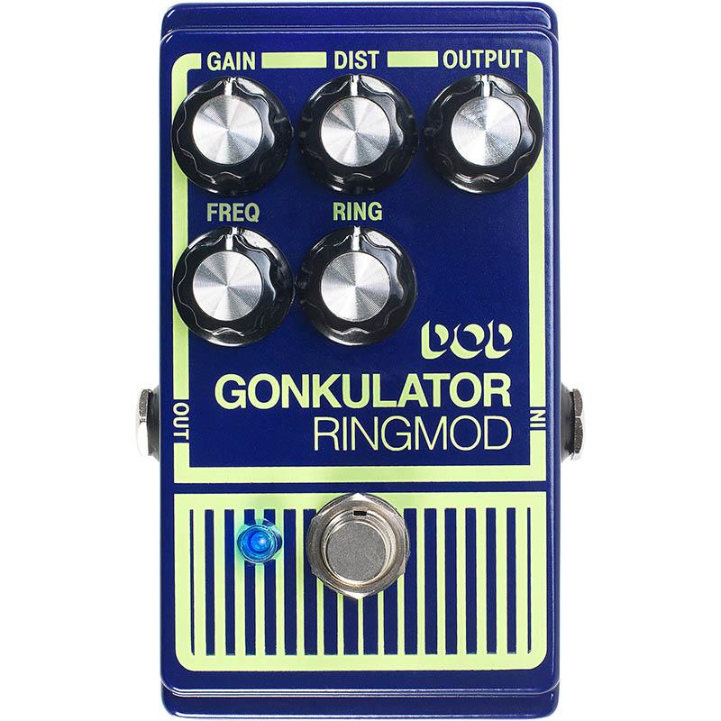 DOD Gonkulator [Ring Modulator Pedal] 【特価】