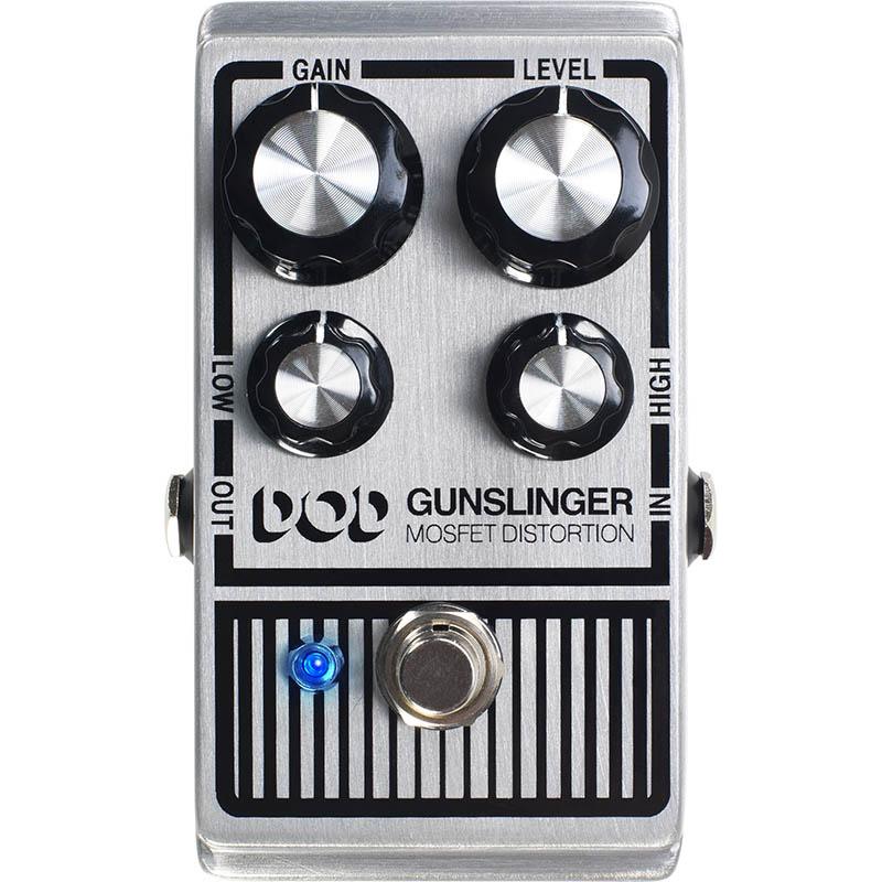 DOD Gunslinger [MOSFET Distortion Pedal] 【特価】