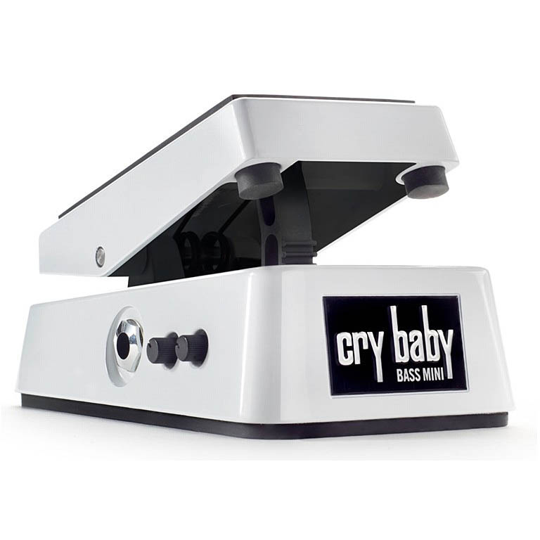 Dunlop CBM105Q Cry Baby Mini Bass Wah 【特価】 【数量限定アダプタープレゼント】