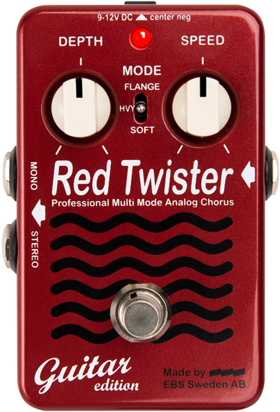 【ラッピング不可】 EBS Red Red Edition Twister Twister Guitar Edition, Gショック&ペアウォッチBlessYou:c248f6f7 --- canoncity.azurewebsites.net