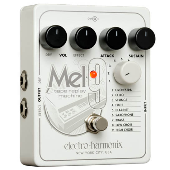 Electro Harmonix MEL9 [Tape Replay Machine] 【特価】