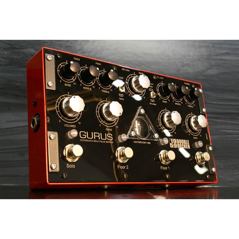 Gurus Amp 1959 Double Decker