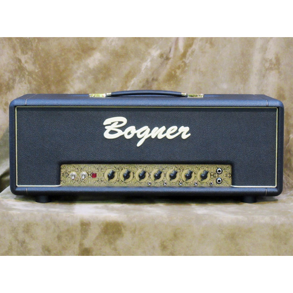Bogner HELIOS 50W 25th Year Anniversary Model