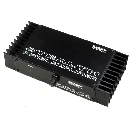 iSP Technologies STEALTH PRO Power Amplifier