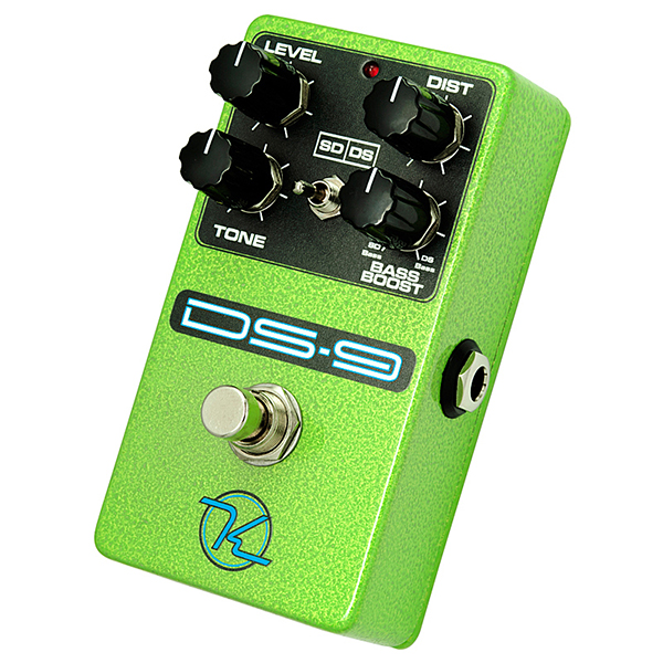 Keeley Electronics DS-9 Distortion 【期間限定円高還元セール】 【Tシャツプレゼント!】