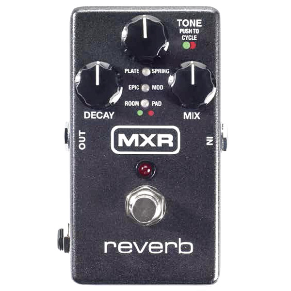 MXR M300 REVERB 【新製品AMP/FX】