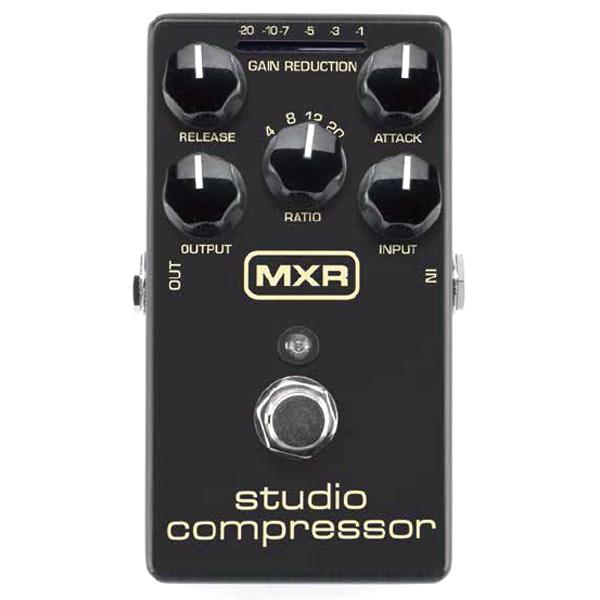 MXR M76 STUDIO COMPRESSOR 【新製品AMP/FX】