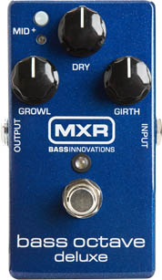 MXR M288 [Bass Octave Deluxe]