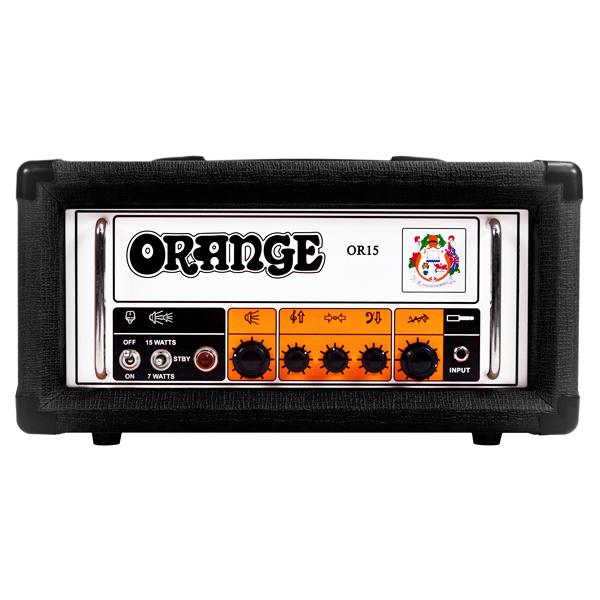Orange OR15 Head [BLACK]【特価】