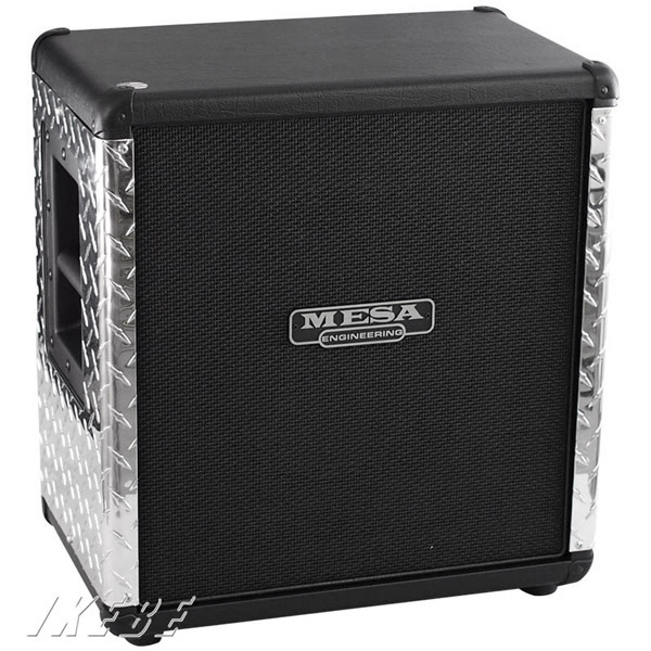 Mesa/Boogie 1x12 Mini Recto Straight Side ARMOR Cabinet [Polished] 【特価】