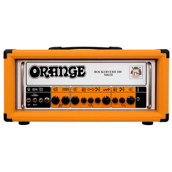 Orange Rockerverb 100 MK III Head 【特価】