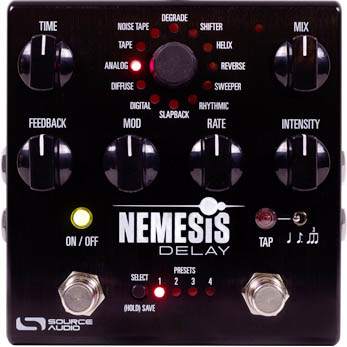 SOURCE AUDIO SA260 Nemesis Delay 【新製品AMP/FX】