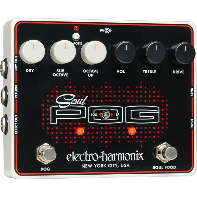 Electro Harmonix Soul POG 【特価】