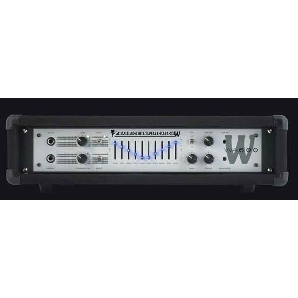 Warwick WA 600S [ベースアンプヘッド]