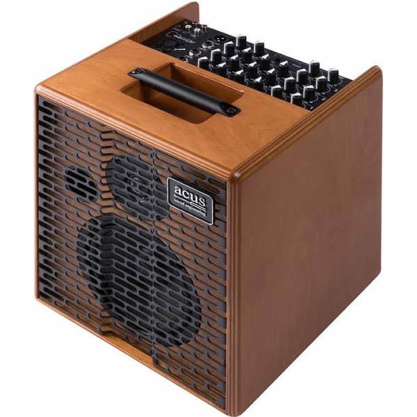 【アコースティックアンプ】 acus soundeneering ONE forstrings 6T [アコースティックアンプ] 【Marcury Magnetics Copper-Toneプレゼント!】