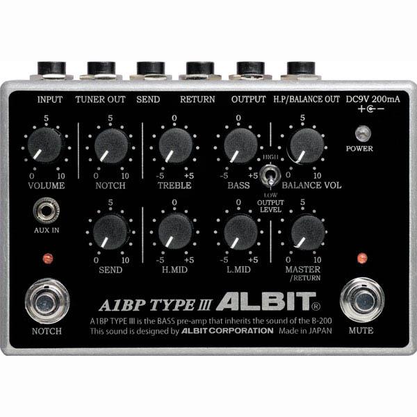 殿堂 ALBIT PRE-AMP A1BP TYPE III III BASS BASS PRE-AMP, 萬福商店:5ef9989c --- clftranspo.dominiotemporario.com