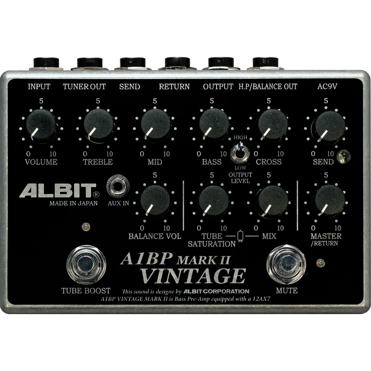ALBIT A1BP VINTAGE MARK II
