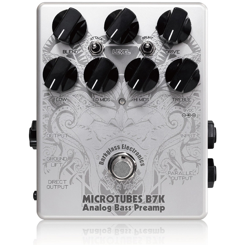 Darkglass Electronics Microtubes B7K Limited Edition (Acid Toad) 【特価】