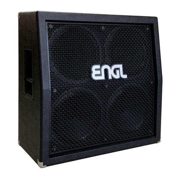 ENGL 4×12 Pro Cabinet Black [VSB]