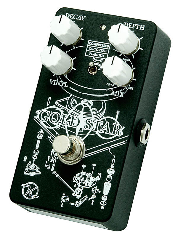 Keeley Electronics Gold Star Reverb 【期間限定円高還元セール】