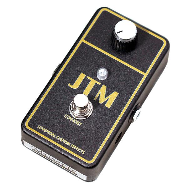 Lovepedal JTM 【新製品AMP/FX】