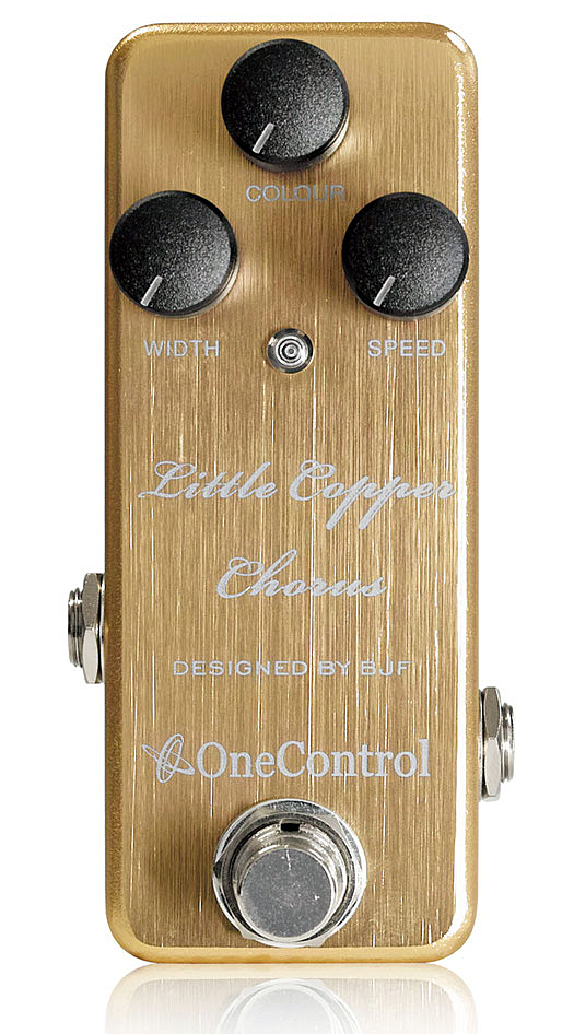 激安単価で One Control Little One Copper Control Chorus Chorus, sensoria美脚専門店:11ec74eb --- canoncity.azurewebsites.net