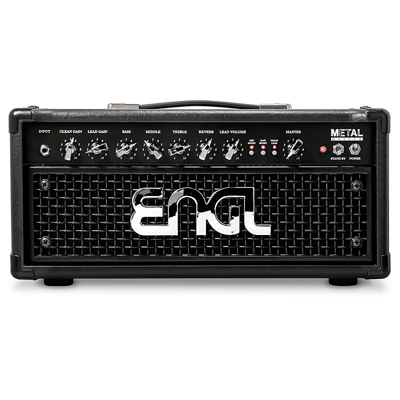ENGL Metalmaster 40 Head [E319]