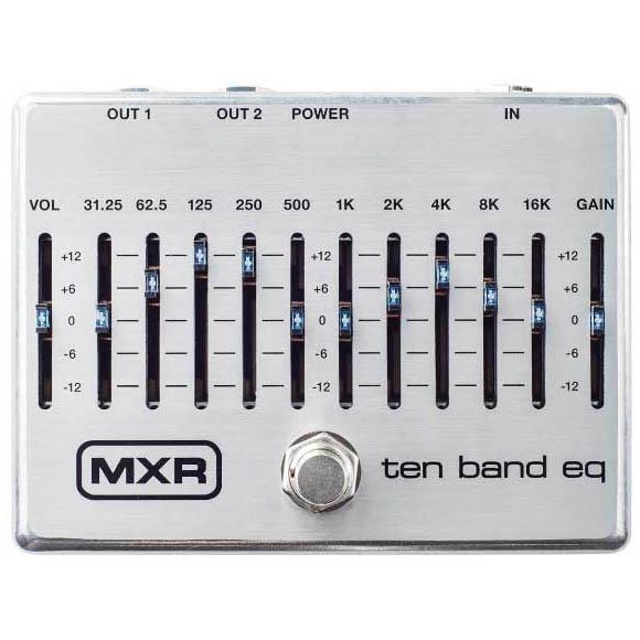 MXR M108S TEN BAND EQ 【特価】
