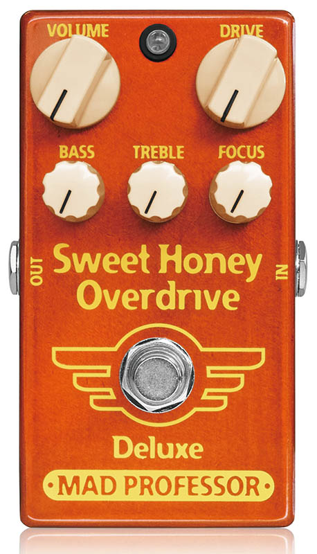 Deluxe Honey FAC Sweet PROFESSOR MAD Overdrive
