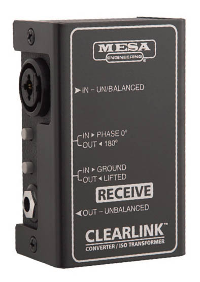 Mesa/Boogie CLEARLINK RECEIVE ISO/CONVERTER
