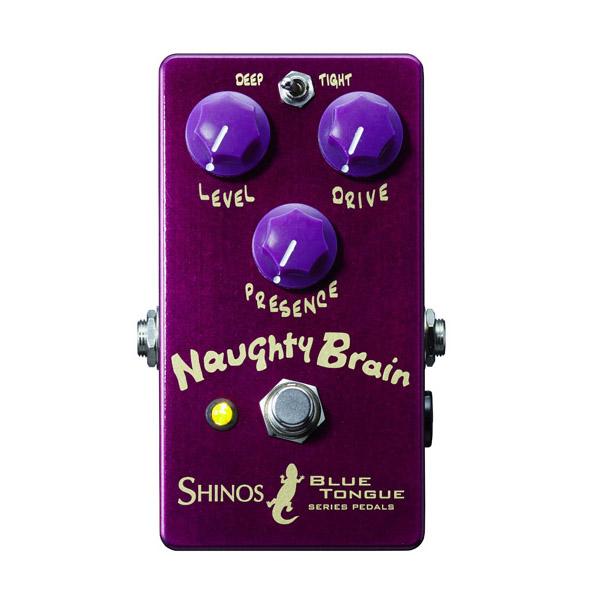 SHINOS amplifier company Ltd. Naughty Brain [BLUE TANGUE Series] 【受注生産品】