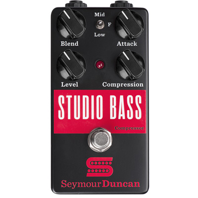 Seymour Duncan Studio Bass -Compressor-