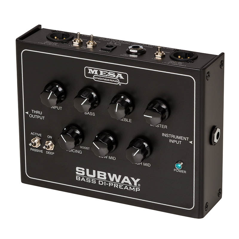 Mesa/Boogie Subway Bass DI-Preamp 【台数限定特価】