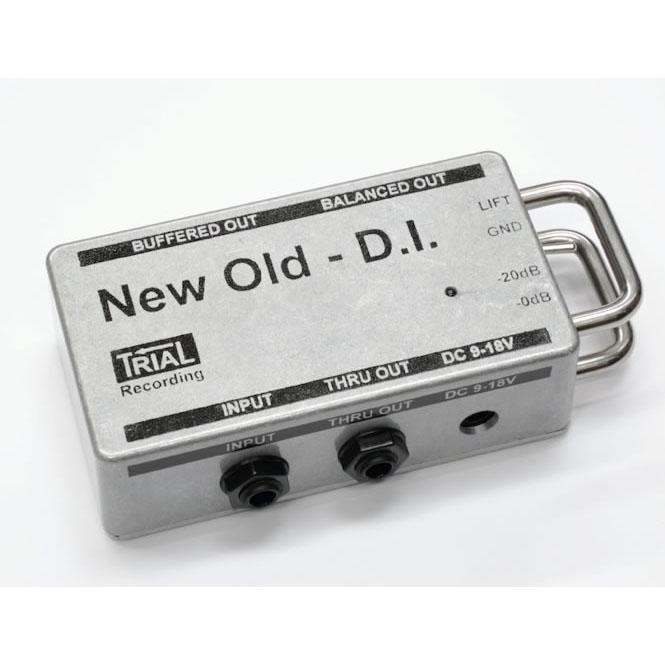 TRIAL New Old D.I. 【即納可能】