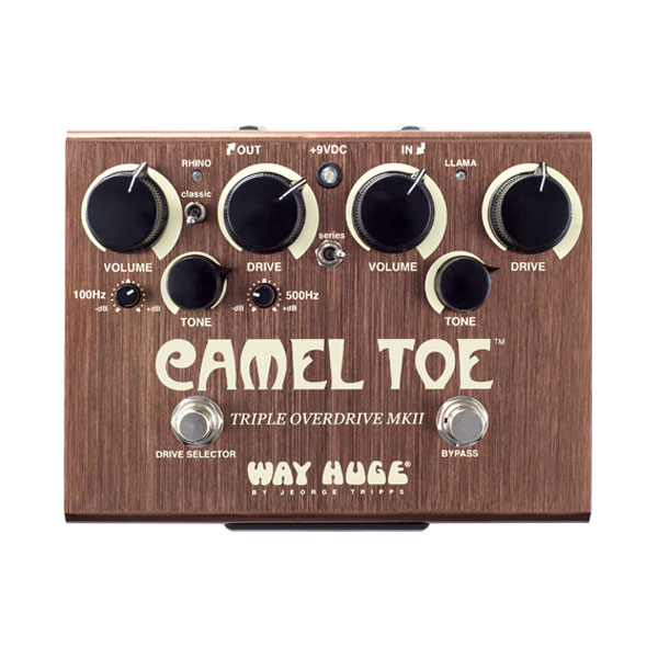 WAY HUGE Camel Toe Overdrive [WHE209] 【新製品AMP/FX】