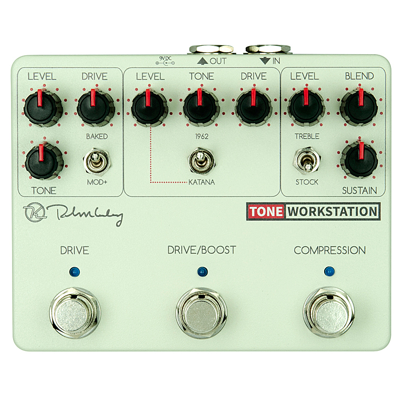 エフェクター Keeley Electronics 特売 Workstation Tone メーカー直送 期間限定円高還元セール