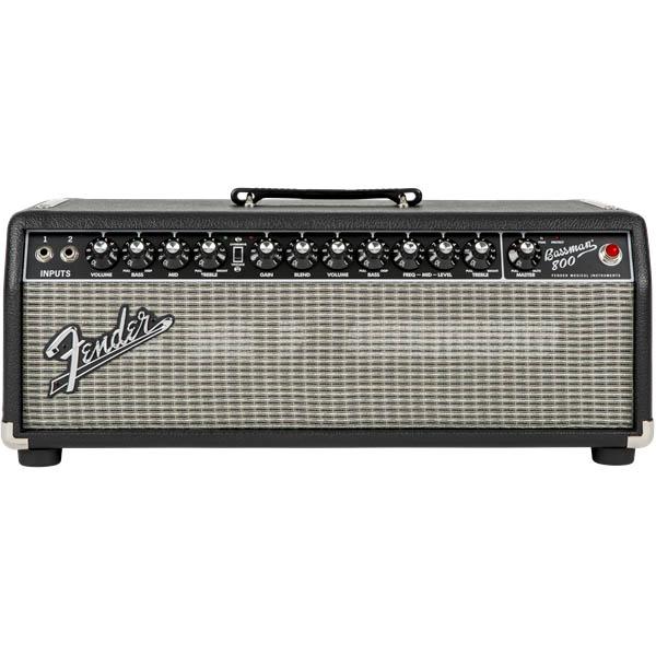 Fender USA Bassman 800 Head 【ikbp5】
