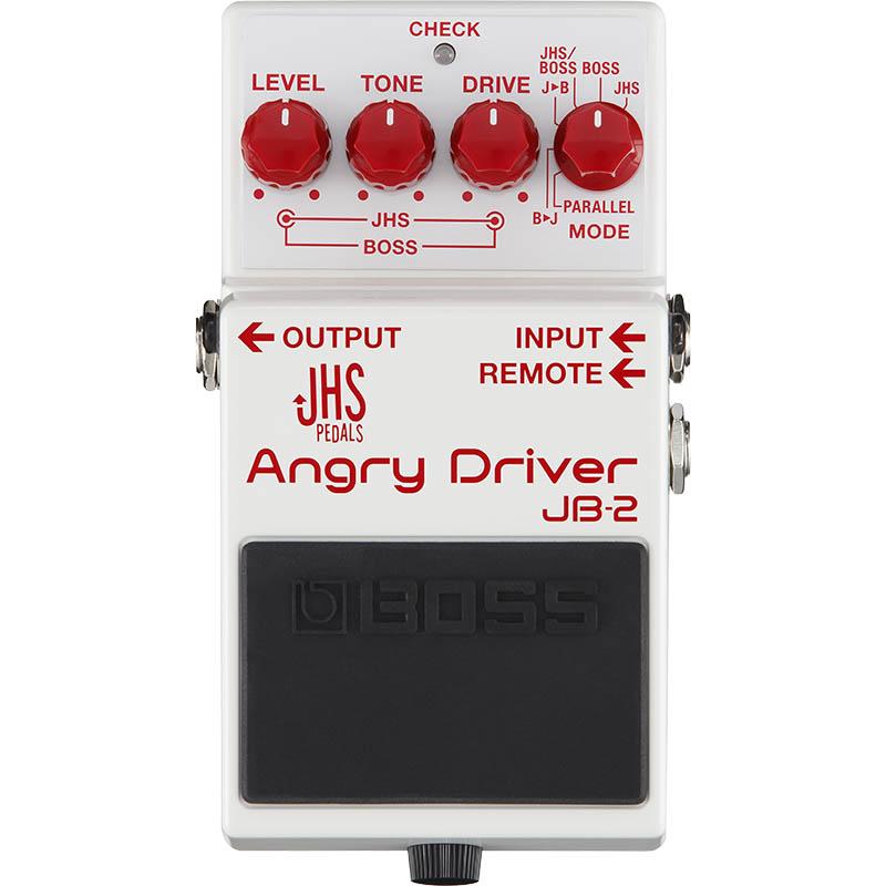 BOSS JB-2 Angry Driver 【期間限定★送料無料】 【ikbp5】 【IKEBE×BOSSオリジナルデザイン缶クージープレゼント】