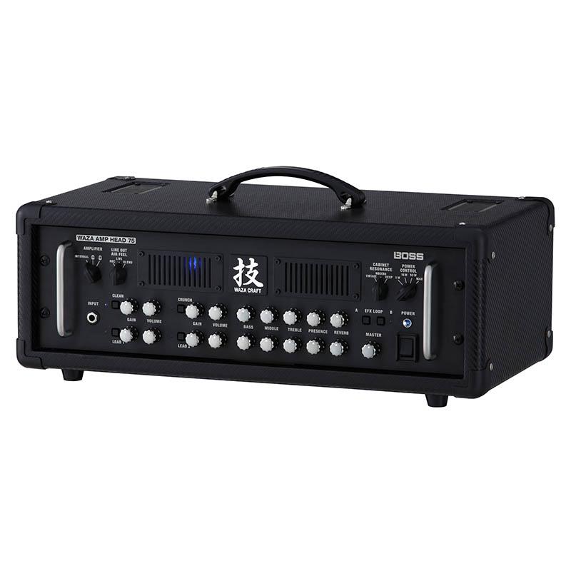 BOSS WAZA Amp Head 75 [WAZA-HD75] 【ikbp5】