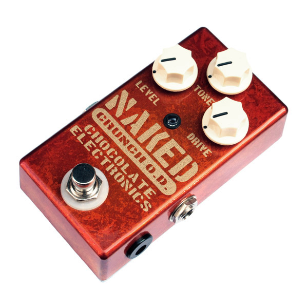 Chocolate Electronics Naked Crunch Overdrive