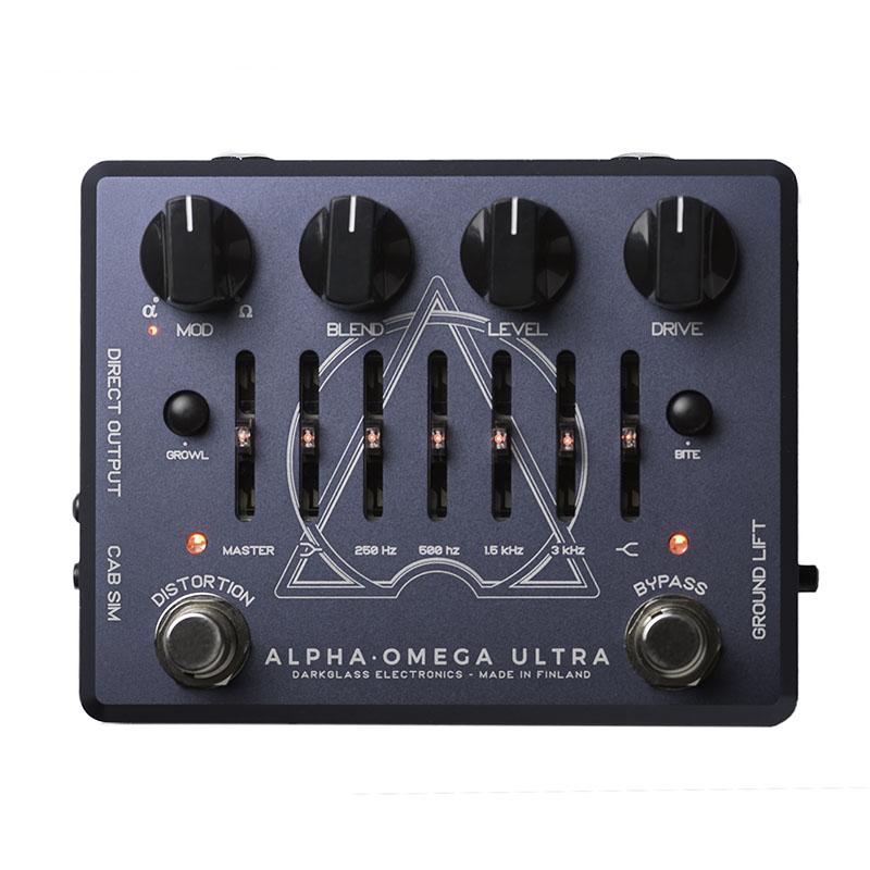 Darkglass Electronics ALPHA.OMEGA ULTRA