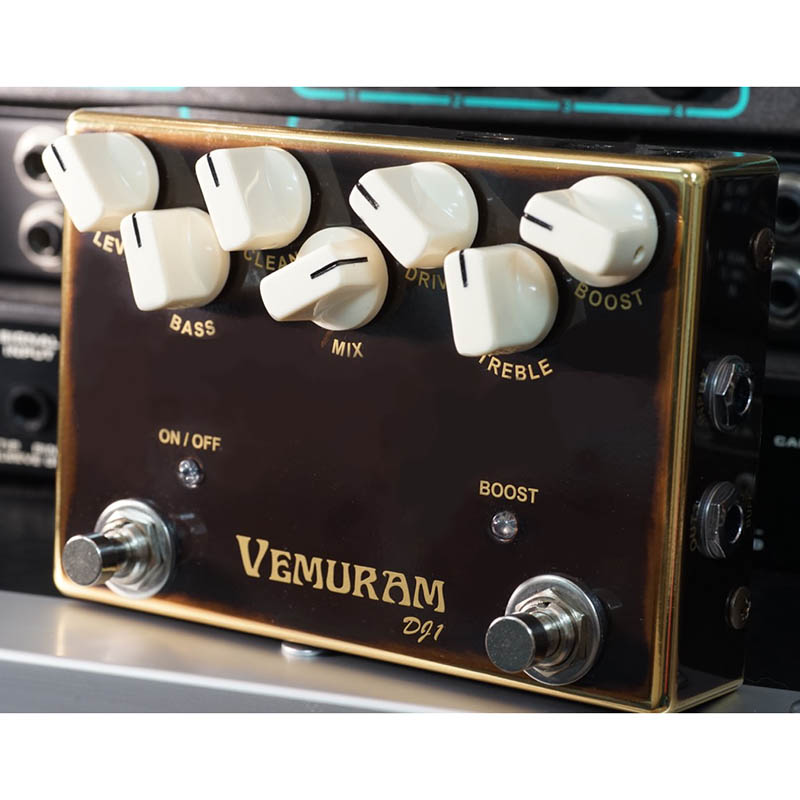 VEMURAM DJ1 for BassGuitar