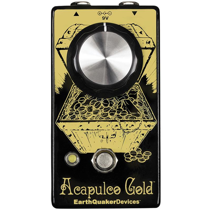 最安値挑戦! EarthQuaker EarthQuaker Devices Acapulco Acapulco Gold Power Power Amp Distortion, 花ギフト サンクスブーケ:8c462222 --- konecti.dominiotemporario.com