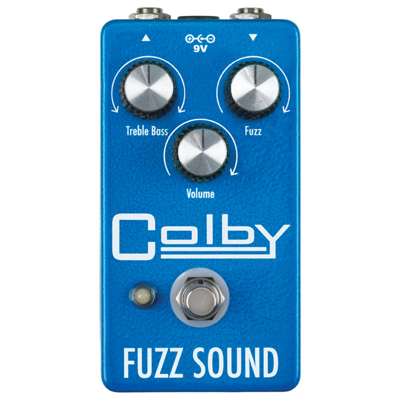 EarthQuaker Devices Colby Fuzz Sound Vintage Fuzz Tone