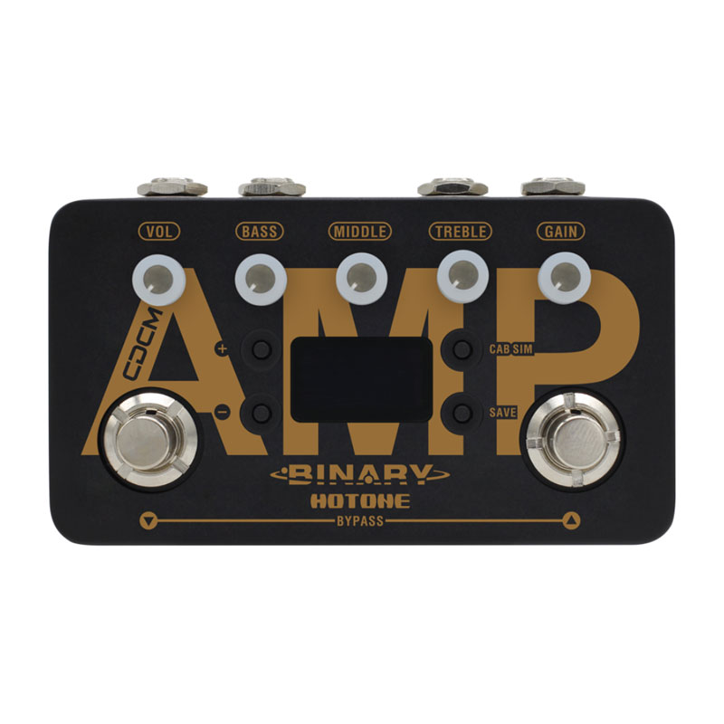 HOTONE BINARY AMP [アンプ・シミュレーター]